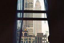 New York interior / by Britta Østergård
