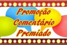 Promoções / Participe das promoções do blog