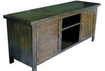 Cabinets & Consoles / Custom built from real wood to fit your needs and taste
