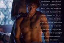 Outlander Jamie & Claire