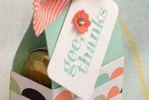 make || boxes, bags, envelopes...