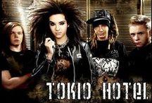 Tokio Hotel / My lovely band, my crush, my passion