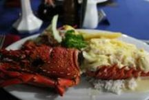Dining / See some of the delicious food at Gecko's Resort