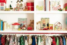 Children's Closet Organizing / Kids closets made easy!