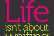 lessons to life / coisas engraçadas e talvez esquesitas para você