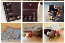 Mijn knutsels voor grote mensen / Cadeautjes, leukigheden en andere toffe knutsels om zelf te maken. Liefst met weinig werk, gerecyclede materialen en heel veel plezier!