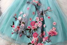 Fabric Arts and Quilts / Quilts, vintage fabric projects, embroidery, vintage fashion patterns