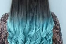 Hair Styles & Colors / These are all the hair styles and hair colors that I think would look cool.