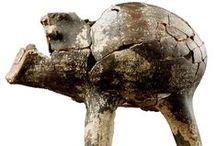 Mésolithique (-10 000 à -5 000) / Début de l'économie productive: domestication, élevage et début de l'agriculture.