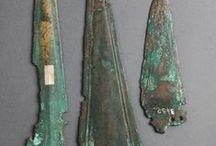 Calcolithique (-2 500 à -1 800) Age du cuivre