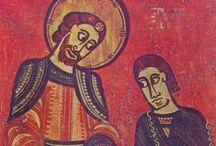 Tours (de) Martin (316-397) / St Martin de Tours est né en 316 ou 317 à Sabaria (ou Savaria) de Pannonie (aujourd'hui Szombathelly, Hongrie), décédé en 397 à Candes, France. - Saint patron des maréchaux ferrant, policiers, commissaires des armées, soldats.