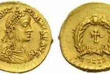 Sidoine Apollinaire (430-486) homme politique, évêque et poète