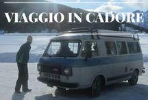 Cadore (Veneto) / La nostra vacanza in Cadore a febbraio 2016 con il mitico Fiat 238 Ermanno. Tappe ad Auronzo di Cadore, Misurina e Belluno. Seguiteci!