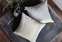 Cool Greys and Always in Style Monochromes | Home Decor - Gift Ideas / Neutral colours like grey, black, and white go well will anything, and look equally beautiful paired with soft pastels or bright popping colours.