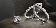 18K White Gold / Shamballa Jewels