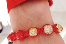 Corals / Shamballa Jewels