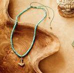 Turquoise / Shamballa Jewels
