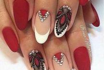 Nail Art Designs / All types of nail shape and art designs.
