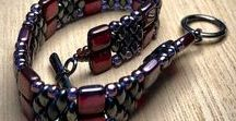 My beadwork day by day - new bracelets, necklaces and pendants are coming! / My braceletes and other handmade beadwork