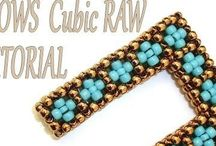 Free Video Beading Tutorials / Beaded video tutorials and guides, in English only. Please limit pins to 5 at a time. You will be removed from the board if you fail to follow these simple rules.  To be the contributor, feel free to e-mail me at justine84@gmail.com along with your Pinterest username.