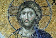 Cristo mosaici