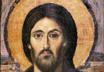 Icone Cristo (viso)