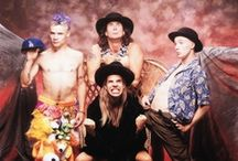 MUSIC - RED HOT CHILI PEPPERS