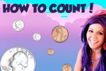 Counting for Kids / by Tea Time with Tayla