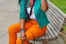 All About Fashion - Ideas for Inspiration / by Shatoria Smith