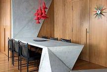 Devine Dining Rooms / Inspirational dining rooms we love at Devine Color.  #devinecolor #paint #palette #inspiration