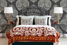 Devine Patterns / Pattern combinations that Devine Color find unusual, beautiful and intriguing.  / by Devine Color