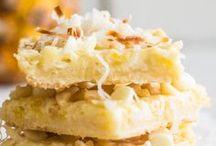 Flat Cakes / - Flat cakes - Bars