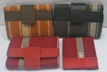 Fair Trade Gifts / Fair Trade  Wallets, handmade by home based producers group. www.aac.org.kh