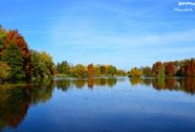 Csónakázó-tó / Sárvár www.sarvar.hu www.facebook.com/tdmsarvar