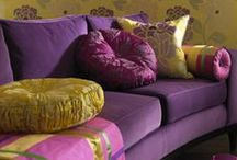 Radiant Orchid / Dedicated to the exploration of Pantone's 2014 Color of the Year.