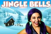 Christmas Songs / These Christmas song videos are great for kids and children to sing-a-long to during the holiday season! / by Tea Time with Tayla