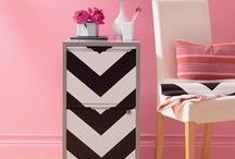 Devine It Yourself at Target #devineityourself by Devine Color / See how simple stunning can be! With Devine Color's new collection of premium, premixed paint and stylish, self-adhesive (and repositionable) wallpaper at Target, it's easy to create designer looks for walls, furniture and décor.