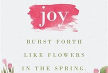 Joy Inspiration