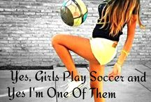 SOCCER GIRL PROBLEMS!!! / All the problems girls have while playing soccer! I d like to see the boys beat this one!