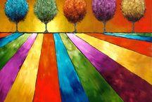 Paintings / Malerier