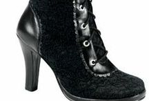 LEATHER / Leather rocks, shoes, boots, accessories ...