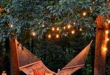 dreamplace garden ideas / having fun