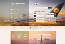 Inspirational webdesign