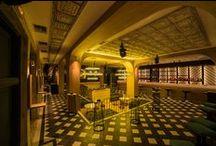 Venice Avant Garde Bar / Interior Architecture and Graphic Design