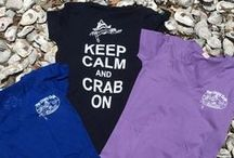 Crazy Crab Swag / Crazy Crab Hilton Head Gifts, T-Shirts and more! All available for online purchase.