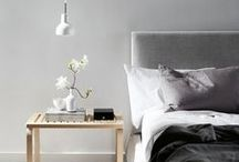master bedroom / sanctuary? retreat? chill out place? whatever our taste, one rule applies: comfort. / by synapse *