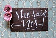 Weddings / by Jennica Fudge