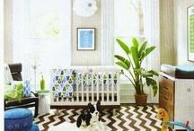 Kid's Rooms, Play Rooms and Nurseries / by Heidi Fish