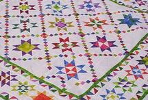 Quilts ~ Patchwork ~ Applique / Full Size Quilts / by Lynda Rygmyr