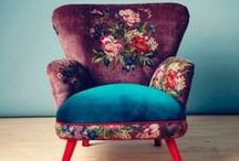 Sofas & Chairs / by Lauren Lopez